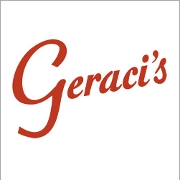 This is the restaurant logo for Geraci's Restaurant