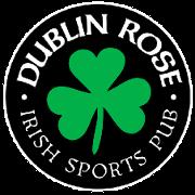 This is the restaurant logo for Dublin Rose
