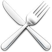 This is the restaurant logo for Roya Afghan Cuisine KC