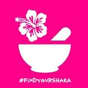This is the restaurant logo for Shaka Bowl