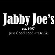 This is the restaurant logo for Jabby Joe's
