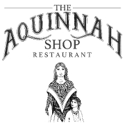 This is the restaurant logo for The Aquinnah Shop Restaurant