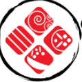 This is the restaurant logo for Sushi Kappo