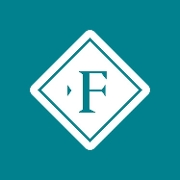 This is the restaurant logo for Forthright
