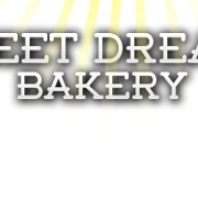 This is the restaurant logo for Sweet Dreams Bakery