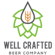 This is the restaurant logo for Well Crafted Beer Co