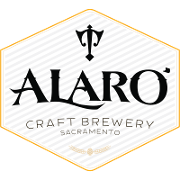 This is the restaurant logo for Alaro Craft Brewery
