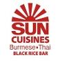 Restaurant logo for Sun Cuisines