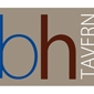 This is the restaurant logo for Blue Hill Tavern