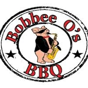 This is the restaurant logo for Bobbee O's BBQ