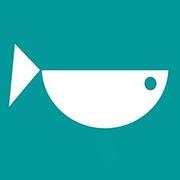 This is the restaurant logo for Kona Poke