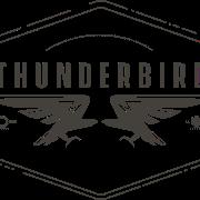 This is the restaurant logo for Thunderbird