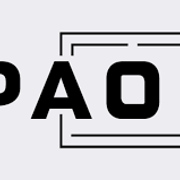 This is the restaurant logo for PAO