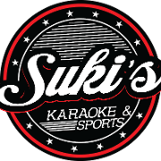 This is the restaurant logo for Suki's Bar & Grill
