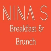 This is the restaurant logo for Nina's Breakfast & Brunch
