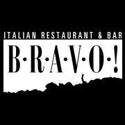 This is the restaurant logo for BRAVO! Italian Restaurant & Bar - Jackson, MS