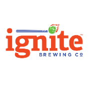 This is the restaurant logo for Ignite Brewing Company