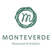 This is the restaurant logo for Monteverde