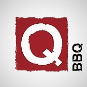 This is the restaurant logo for Q-BBQ Naperville
