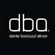 This is the restaurant logo for Dante Boccuzzi Akron