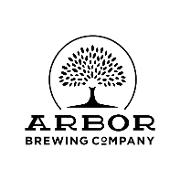 This is the restaurant logo for Arbor Brewing Company