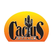 This is the restaurant logo for Cactus Grille
