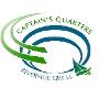 Restaurant logo for Captain's Quarters Riverside Grille