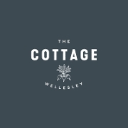 This is the restaurant logo for The Cottage Wellesley