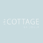 This is the restaurant logo for The Cottage La Jolla