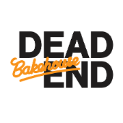 This is the restaurant logo for Dead End Bakehouse
