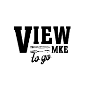 This is the restaurant logo for View MKE