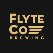 This is the restaurant logo for FlyteCo Brewing