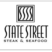 This is the restaurant logo for State Street Steak & Seafood
