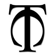 This is the restaurant logo for Tipping Chair Tavern