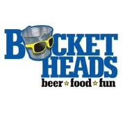 This is the restaurant logo for Buckethead's