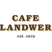 This is the restaurant logo for Cafe Landwer