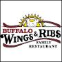 Restaurant logo for Buffalo Wings & Ribs