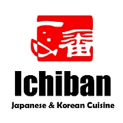This is the restaurant logo for Ichiban