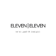This is the restaurant logo for Eleven | Eleven