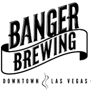 This is the restaurant logo for Banger Brewing