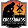 Restaurant logo for Crossroads Tabletop Tavern