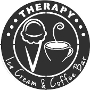 Restaurant logo for Therapy Ice Cream and Coffee Bar