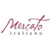 This is the restaurant logo for Mercato Italiano