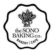 This is the restaurant logo for The SoNo Baking Company & Cafe