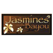 This is the restaurant logo for Jasmines On The Bayou