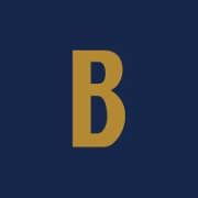 This is the restaurant logo for Bullion