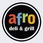 Restaurant logo for Afro Deli & Grill