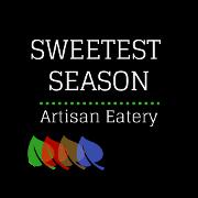 This is the restaurant logo for Sweetest Season Artisan Eatery