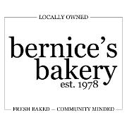 This is the restaurant logo for Bernice's Bakery