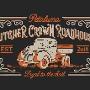Restaurant logo for Butcher Crown Roadhouse